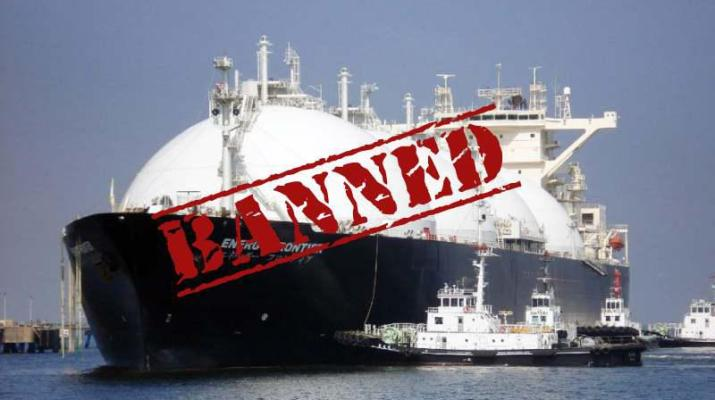 ifmat - Singapore threatens to sale a tanker carrying Iran gas