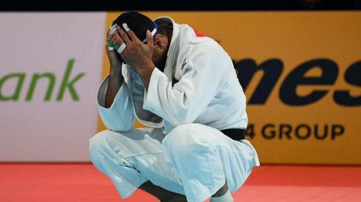 ifmat - World judo body bans Iran from all international tournamets