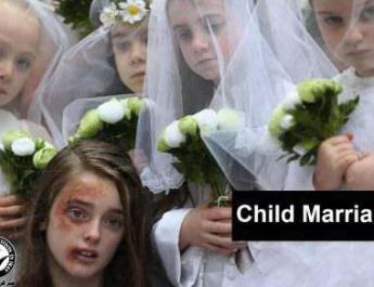 ifmat - 48 cases of child brides under the age of 13 were registered in Iran