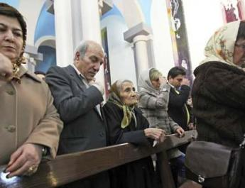 ifmat - A Christian citizen was arrested and another was went into exile