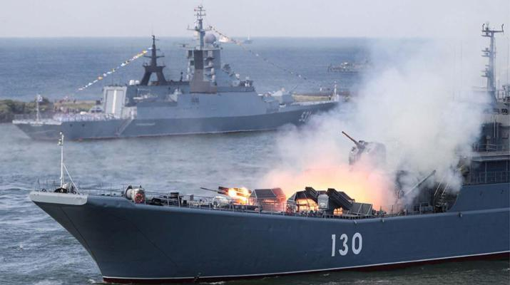 ifmat - China Russia and Iran start joint naval military exercises