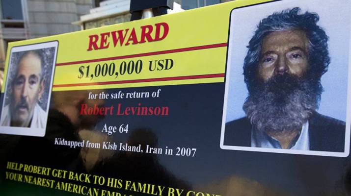 ifmat - Family of disappeared ex FBI agent seeks 1 and half billion dollars in damages from the Iranian Regime