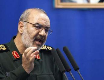 ifmat - IRGC Chief says Iranian nation once again slapped US