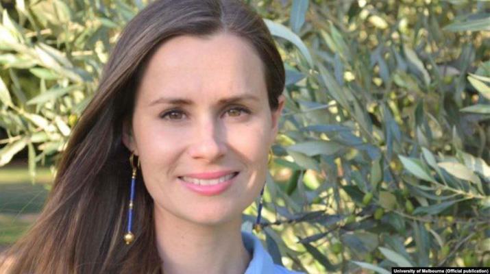 ifmat - Iran insists imprisoned Australian academic must serve her time