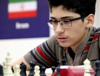 ifmat - Iranian chess player will try to renounce his citizenship over pressure from the regime