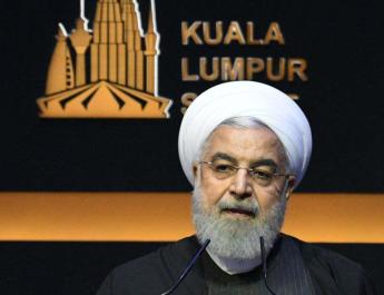 ifmat - Rohani urges muslim countries to fight against US
