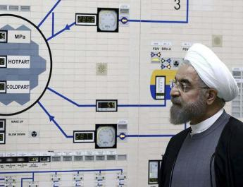 ifmat - Rouhani says Iran is testing advanced uranium enrichment centrifuges