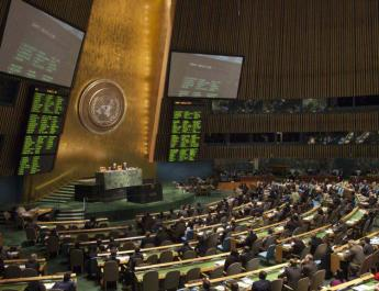 ifmat - UN adpots resolution condemning Iranian human rights violations