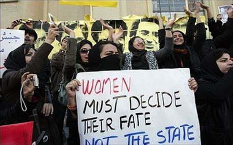ifmat - A look at violence against women in Iran