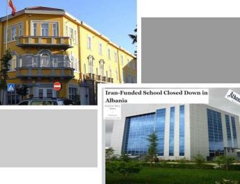 ifmat - Albania closes Iran regime espionage terrorism training center the Saadi Foundation