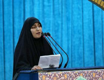 ifmat - Daughter of Soleimani says millions like him ready to march on the White House