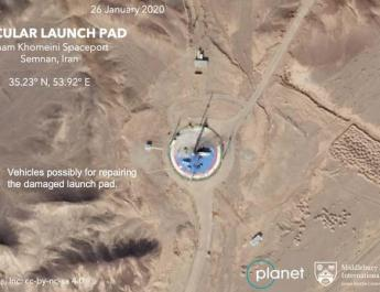 ifmat - Imagery suggests Iran is preparing to try to launch a satellite