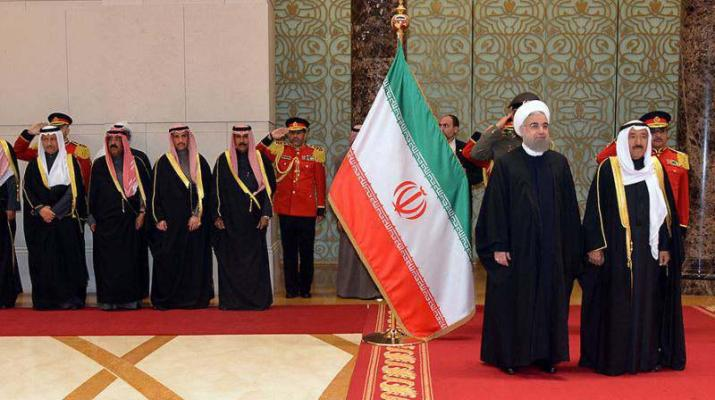 ifmat - Iran and the blackmail of Kuwait