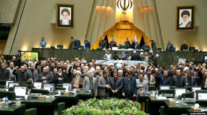 ifmat - Iran hardliners bar dozens of current lawmakers from running again