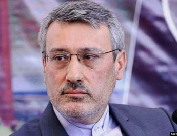 ifmat - Iranian Ambassador in London summoned over detention of British envoy in Tehran