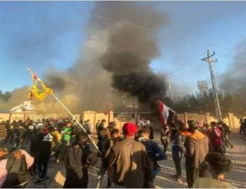 ifmat - Iranian-backed militias play political party by day and fighters by night