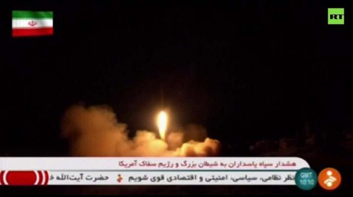 ifmat - Iranian missiles that targeted US forces were guided by Russian satellite technology