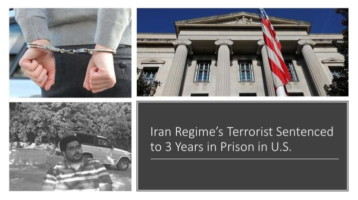 ifmat - Iranian terrorist sentenced to 3 years in prison in US