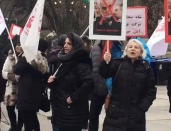 ifmat - Iranians celebrate Soleimani death in Canada