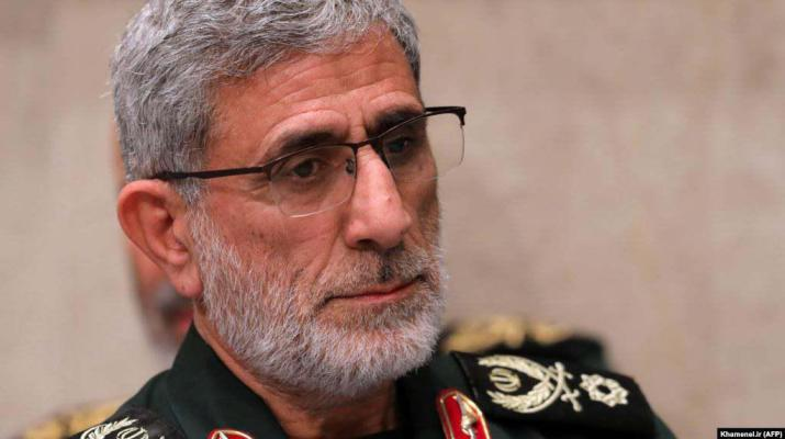 ifmat - New Quds Force leader has a long shadowy history with Afghanistan