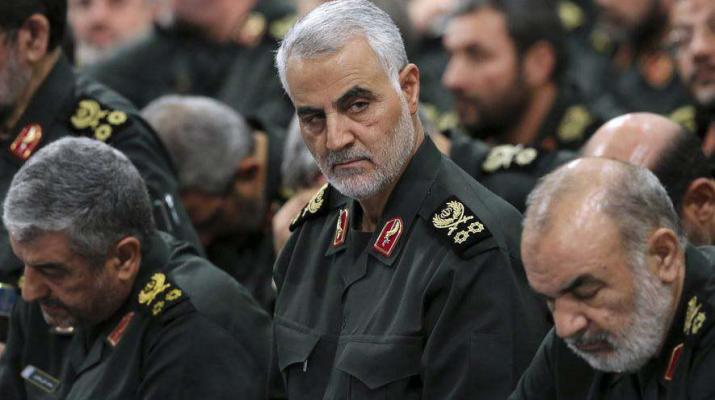 ifmat - Qassem Soleimani role in Aleppo siege illustrates iron hand in Middle East