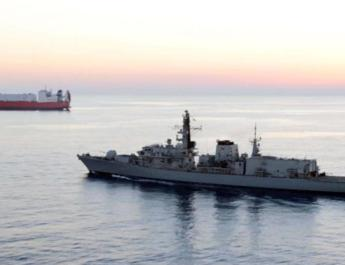 ifmat - UK takes command of mission protecting Gulf shipping from Iran