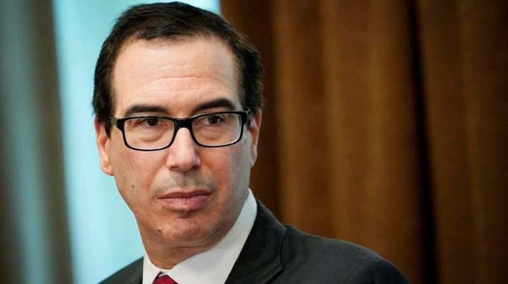 ifmat - US Treasury will allow wind down period for fresh Iran sanctions