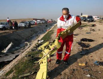 ifmat - US officials say Iran shot down Ukrainian airliner