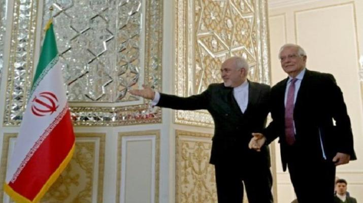 ifmat - Borrell must take tougher stance on Iran