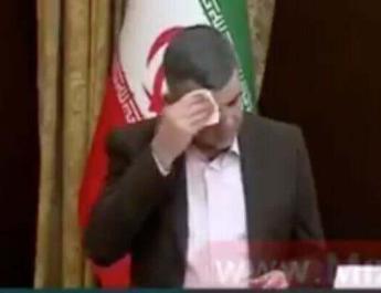 ifmat - Day after sweaty press conf Iran deputy health minister says he has coronavirus