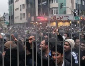 ifmat - Iran begins sentencing November protesters