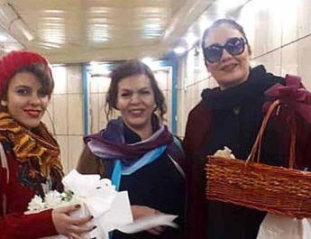 ifmat - Iran court upholds lengthy prison sentences of women activists