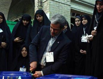 ifmat - Iran elections record lowest turnout since 1979
