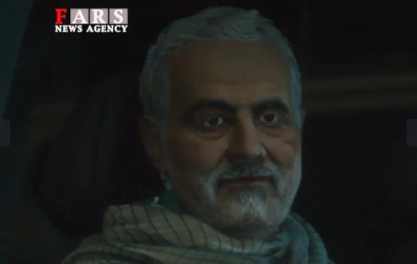 ifmat - Iranian animation shows killing of Soleimani and their revenge
