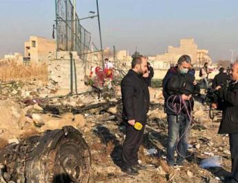 ifmat - Iranian journalists are victims of jet crash lies