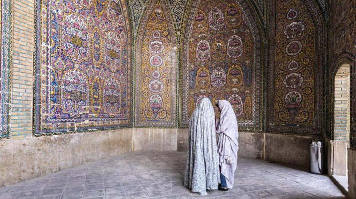 ifmat - Iranian revolution has failed its women