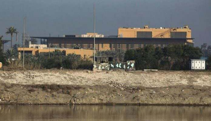 ifmat - Rocket attack strikes near US Embassy in Iraq