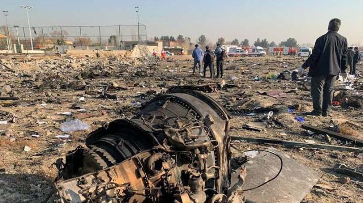 ifmat - Rouhani tried to coverup Ukraine plane crash