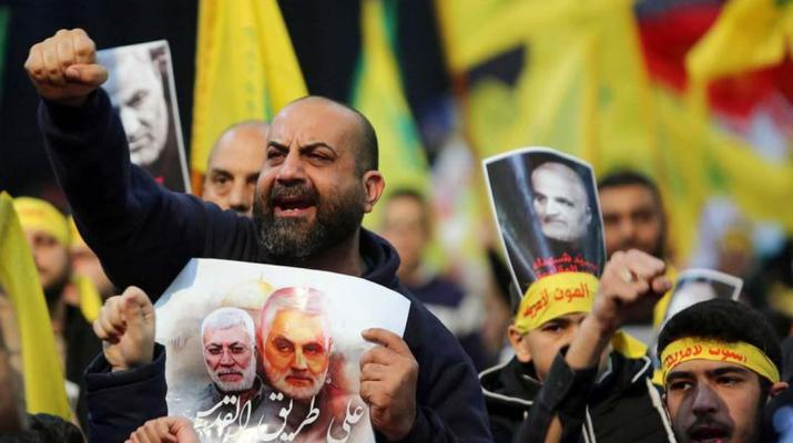 ifmat - Tehran-backed Hezbollah steps in to guide Iraqi militias