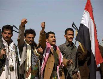ifmat - US claims Iran is stepping up support to Houthis