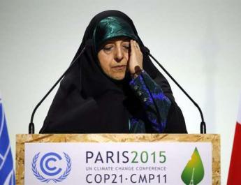 ifmat - Vice president of Iran masoumeh Ebtekar has coronavirus