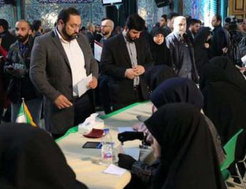 ifmat - Yasser Rafsanjani criticises conservative hardliners after their election triumph