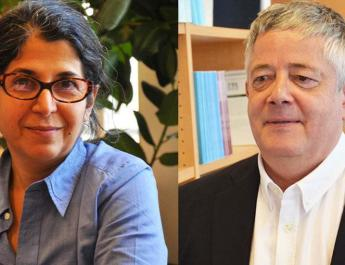 ifmat - French academics stand trial in Iran