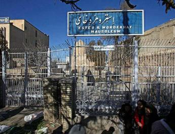 ifmat - Iranian group threatens to turn Tomb of Esther and Mordechai into a Palestinian mission