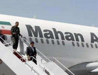 ifmat - Mahan Air continued flights to China amid coronavirus outbreak