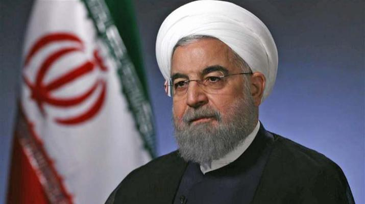 ifmat - Rouhani says Iran responded and will respond to assassination of Soleimani