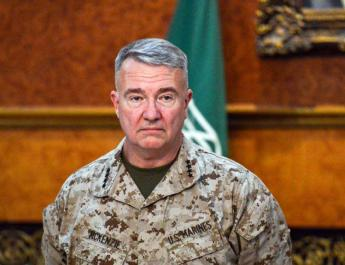 ifmat - US General accused Tehran of threatening free navigation and trade in the Middle East