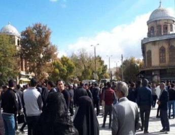 ifmat Unrest in Hamedan prison amid coronavirus crisis