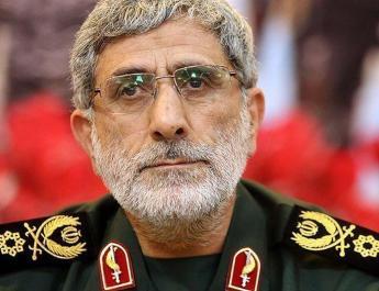 ifmat-Iran Quds Force commander pays secret visit to Iraq