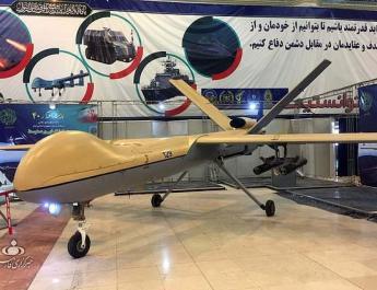 ifmat - Iran buys three killer drones with 932-mile range